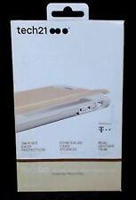 Tech 21 iPhone 7 EVO GO Leather Case  w/Card Storage LIGHT TAN #150