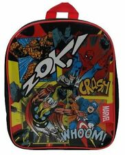 Marvel Polyester Backpack Bags for Boys