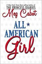 Meg Cabot~ALL AMERICAN GIRL~SIGNED 1ST/DJ~NICE COPY