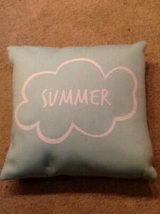 Mint Green Cushion