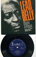 LEADBELLY :RARE EP ANGLAIS SUR ARC 68