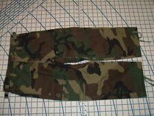 Rothco woodland CAMO Pants JR G.I. BDU Durable Cargo Pockets boys 4 husky army