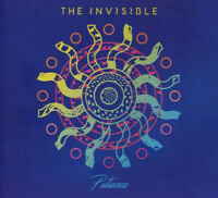 THE INVISIBLE Patience 9-trk CD album 2016 NEW/SEALED Ninja Tune