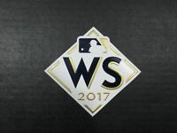 OFFICIAL 2017 MLB Houston Astros vs Dodgers World Series Bound Plastic Patch
