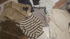 Ladies lot size Small Gap Limited J. Crew sweater Ann Taylor Threads tunic