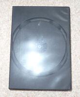 CD / DVD / BluRay Hülle Leerhülle 6fach schwarz für 6 Disc