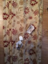 JOHN LEWIS VOYAGE MERIBELL MADE TO MEASURE ROMAN BLINDS WITH FITTINGS 105 X 113