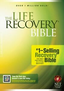 Life Recovery Bible: NLT Paperback Book The Fast Free Shipping