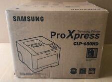 SS076F - Samsung CLP-680ND A4 Colour Laser Printer