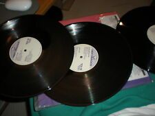 Hot Tracks 13-3 VINYL x 3 Robin S Medley Ralphi Rosario Taylor Dayne Inxs SOS