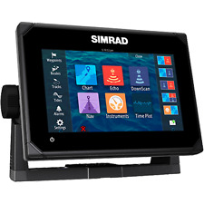Simrad GO7 XSR, C-Map Pro, No Xdcr, REFURB 055-14087-001