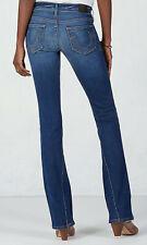 NEW Women's True Religion Becca Slim Flare Jeans flap pocket size 26x31