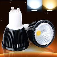 G10 9W LED abajo Luz Lámpara caliente / blanco frío Cilindro Inicio COB Bombilla