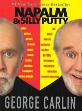 Napalm and Silly Putty (Paperback or Softback)