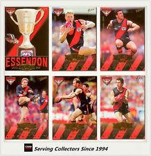 Select 2000 Essendon AFL Premiership Commemorative Card Set (30)-Rare!