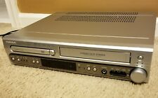 Magnavox MRD500VR DVD VCR  Receiver Combo Tested Working. No remote.Find on ebay