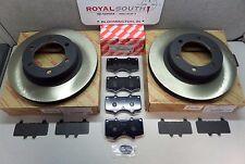 Toyota 4Runner FJ Cruiser Front Brake Pads & Rotors Set Genuine OEM OE