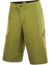 Fox Explore Freeride Mountain Bike Mtb Cycling Baggy Shorts Size 32 Green New