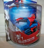 Marvel The Amazing Spider-Man Deluxe Figure With Base