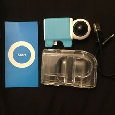 Giroptic iO HD 360 degree camera for iPhone/iPad White iOS USED