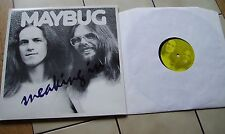 Maybug - Sneaking in RARE Private Krautrock LP NM Condition RARE