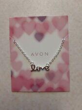 Avon Love Bracelet - Silver Plated - Stocking Filler For Her