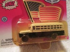 county sheriff bus 1956 chevy school bus JOHNNY LIGHTNING 1/64 american heroes