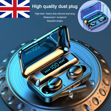 More details for tws wireless bluetooth headphones earphones earbuds in-ear for iphone samsung uk