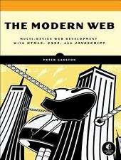 The Modern Web: Multi-Device Web Development with HTML5, CSS3, and JavaScript, G