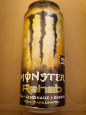 ☸ڿڰۣ-* ☸Monster Energy Drink,Rehab Lemonade,sku 0411A,voll ☸ڿڰۣ-* ☸