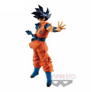 Super Dragonball Heroes Figur 10th Anniversary Son Goku Ultra Instinct Sign