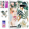 For Samsung Galaxy S10 / S10+ Plus Shockproof Bumper Silicone Phone Case Cover