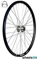 QR 26 inch wheelsON Front Wheel Rear Wheel 6/7/8/9/10 spd Black 32H Disc Brake