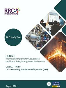 RRC: NEBOSH International Diploma for Occupational H&S Management Profession ID3