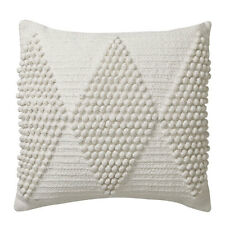 Private Collection Quay Natural Filled Square Cushion 45cm x 45cm