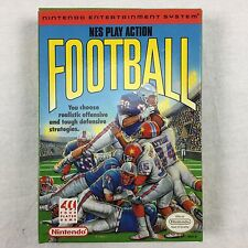 Football NES Play Action - Nintendo NES - (BOX ONLY!!!) FREE SHIPPING!