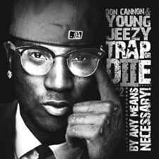 Young Jeezy/Don Cannon- Trap or Die 2-  Official Mix CD- Brand New