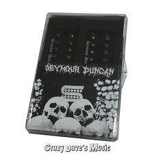 Seymour Duncan Black Winter HB Set Humbucker Guitar Pickups NEW 11102-92-B
