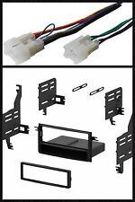 Single Din Car Stereo Radio Dash Kit Combo for Scion 2005-2010 tC 2008-2011 xD