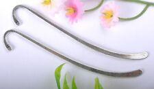 5Pcs Tibetan Silver fashion Bookmark With Loop SH28