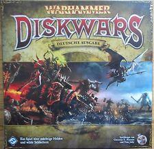Warhammer Diskwars Grundsp. + Hammer und Amboss + Legionen der Finsternis  (OVP)