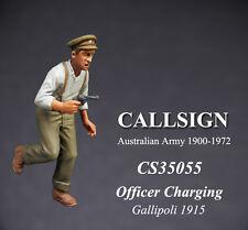 CALLSIGN MODELS CS35055 Officer Gallipoli 1915 1° guerra mondiale scala 1/35