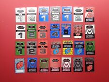 U2,Backstage pass collection,95 different Passes,Rare old Originals