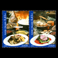 Finland 2005 - EUROPA Stamps - Gastronomy - Sc 1235 MNH