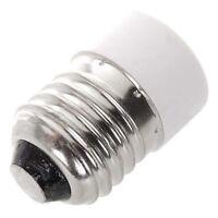4X Adaptateur De Douille E27 a E14 Culot Ampoule Lampe Adaptateur Converter N9E7