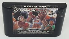 HyperDunk - Sega Mega Drive Game CART ONLY (Tested - Fast Dispatch - PAL)
