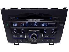07 08 09 2010 2011 HONDA CRV CR-V Radio Stereo MP3 AUX 6 Disc CD Changer 1XN4