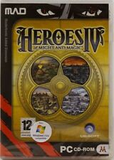 Heroes of Might and Magic IV 4 (PC Game) NEW & SEALED Free US Shipping