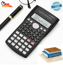 More details for scientific calculator electronic office 12 digits school exams gcse work office