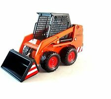 SHOVEL LOADER ORANGE WELLY 1/32 DIECAST CAR COLLECTOR'S MODEL, NEW